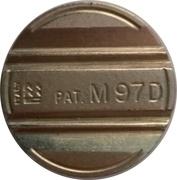 Jeton - HCS (MMC M 97E) – revers