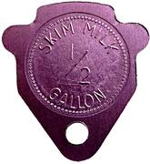 ½ Gallon Skim Milk - Glen Rae (Ontario) – revers