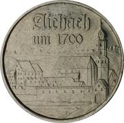 Bonus-Taler - Wittelsbacher Apotheke (Aichach) – revers