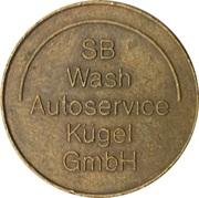 Jeton de lavage automobile - Kärcher Clean Park (SB Wash Autoservice Kügel) – avers