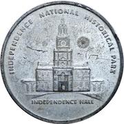 Medal - Independence National Historical Park – avers