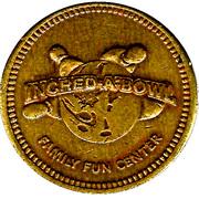 Jeton de jeu - Incred-A-Bowl – avers