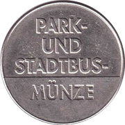 Jeton de stationnement - Feldkirch – avers