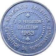 Token - J. D. Ferguson Collection / Royal Bank – revers
