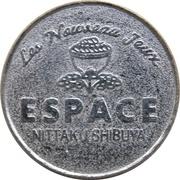 Token - Espace Nittaku Shibuya – avers