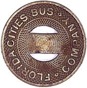 Bus Fare - Florida Cities Bus Company (West Palm Beach, Florida) – avers