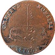 Jeton Louis XVI - Omnibus non sibi – revers