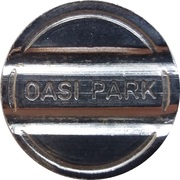 Amusement Token - Oasi Park – avers