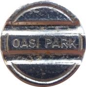 Amusement Token - Oasi Park – revers