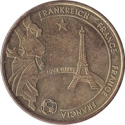 Token - 2006 FIFA World Cup (France) – avers