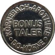 Bonus Taler - Körnebach Apotheke & Zehnthof Apotheke (Dortmund) – avers