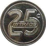 25 Cents - Cotton's Bar (La Crosse, Wisconsin) – revers