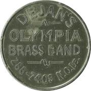 Duke Dejan (La Nouvelle-Orléans, Louisiane) – revers