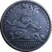 Louis XV - Ordinaire des guerres – revers
