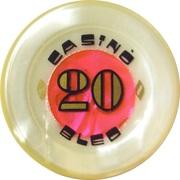 20 - Casino Bled (Bled) – revers