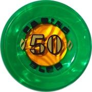 50 - Casino Bled (Bled) – revers