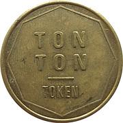 Token - Ton Ton Club (Amsterdam) – avers