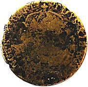 Louis XIII - Fata Manebant 1631 – avers
