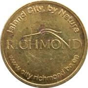 1 Dollar - EasyPark (Richmond, British Columbia) – revers