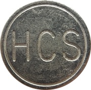 Jeton - HCS (MMC M97A) – avers