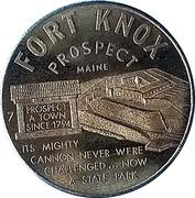 Token - Prospect, Maine – avers