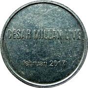 Token - Cesar Millan Live – avers