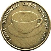 Jeton - Magic Caffè Italiano Ltd. – avers