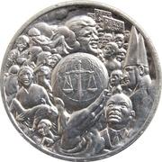 Medal - Peace – avers
