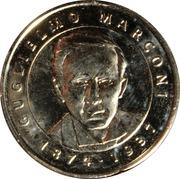 Token - I Grandi Protagonisti del Millennio (Guglielmo Marconi) – avers