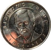 Token - I Grandi Protagonisti del Millennio (Sigmund Freud) – avers
