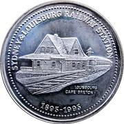 MacPuffin Souvenir 2 Dollars - Cape Breton Island, Nova Scotia – avers