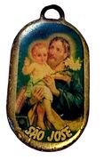 Medallion - St. Joseph – avers