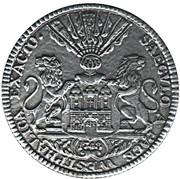 1 Trimm Taler (Westphalica) – avers