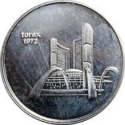 Token - Torex Coin World Sidney Ohio – avers