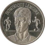 Jeton - URBSFA / KBVB (Dominique Lemoine) – avers
