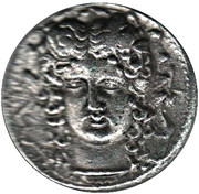 Replica - Greek Cultural Journey (Katane Sicille 415 BC) – avers