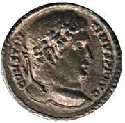Replica - Roman Cultural Journey (Konstantin 305-337 AC) – avers