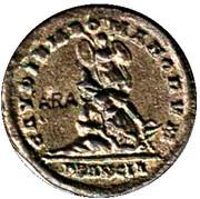 Replica - Roman Cultural Journey (Konstantin 305-337 AC) – revers