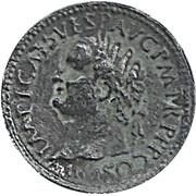 Replica - Roman Cultural Journey (Vespasian 138-161 AC) – avers