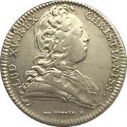 Token - Louis XV (Chamber of commerce of Bayonne) – avers