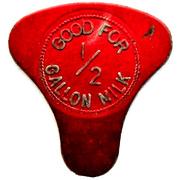 ½ Gallon 2% Homo - Walkerton Dairies Ltd. (Ontario) – revers