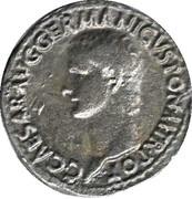 Replica - Roman Cultural Journey (Caligula 37-41 AC) – avers