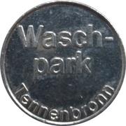 Jeton de lavage automobile - Kärcher Clean Park (Tennebronn) – avers