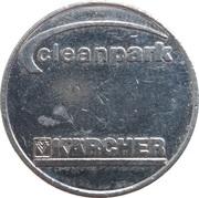 Jeton de lavage automobile - Kärcher Clean Park (Tennebronn) – revers