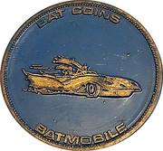 Bat Coins - Batmobile – avers