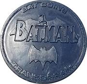Bat Coins - Batmobile – revers