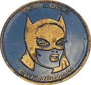 Bat coins - Catwoman – avers