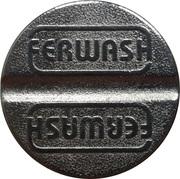Jeton de lavage automobile - Ferwash – avers
