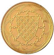 Rois de France - Louis X 1314-1316 -  avers