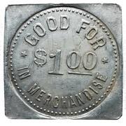 1 Dollar - T.L. Wurm (Zurich, Ontario) – revers